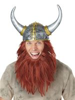 Adult Viking Get Up Helmet [60659]