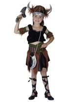 Viking Girl Costume [CC783]