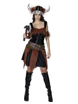 Adult Viking Lady Costume [AC883]