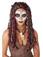 Voodoo Priestess Wig [70896]