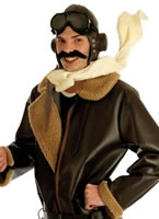WW2 Wartime Fighter Pilot Costume [FS2384]