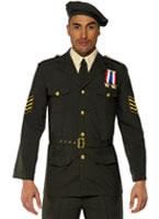 Adult Wartime Officer Costume [35334]