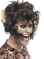 Werewolf Black Wig [37973]