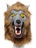Werewolf Full Head Mask