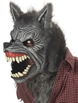 Adult Werewolf Ani-Motion Mask