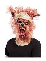 Werewolf Mummy Overhead Mask [68003]