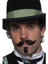Western Gambler Moustache [31129]