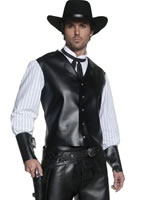 Adult Western Gunslinger Costume [36159]