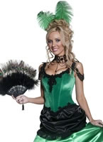 Adult Western Saloon Girl Costume [36158]
