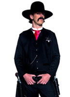 Adult Western Sheriff Costume [36156]