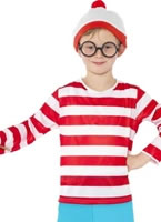 Child Where's Wally Costume [39971]