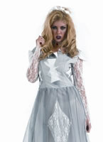 White Corpse Bride Costume