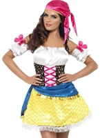 Fever Gypsy Glam Costume