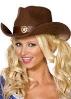 Wild West Cowboy Hat [36267]