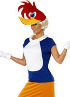 Adult Winnie Woodpecker Costume