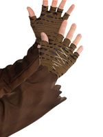 Witch Doctor Cropped Gloves