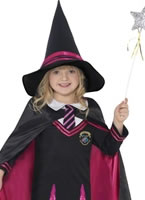 Witch School Girl Costume [21615]