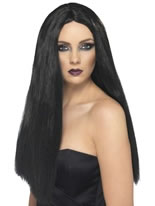 Witch Wig Black
