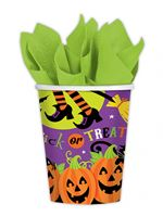 Witches' Crew Paper Cups