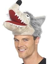 Wolf Hat [22143]