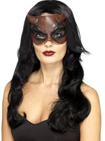 Womens Masquerade Devil Mask