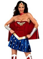 Adult Deluxe Wonder Woman Costume [888439]