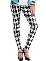 Wonderland Alice Leggings