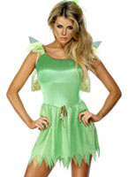Adult Woodland Fairy Tink Costume [22154]