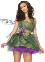 Adult Woodland Fairy Costume [83868]
