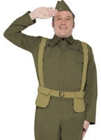 Adult WW2 Home Guard Private Costume [22132]
