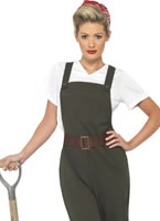 WW2 Land Girl Costume [39491]