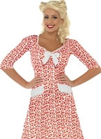 Adult WW2 Sweet Heart Costume