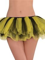 Yellow and Black TuTu [841031-55]