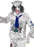 Zombie Alley Sailor Costume [34119]