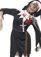 Zombie Bloody Mary Costume [38877]