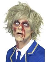 Adult Zombie Boy Wig