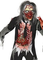 Zombie Decayed Man Costume [26865]
