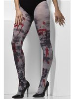 Zombie Dirt Opaque Tights