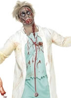 Adult Zombie Doctor Costume