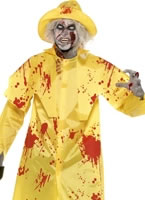 Adult Zombie Fisherman Costume