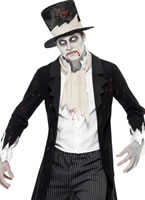 Adult Zombie Groom Costume [24352]