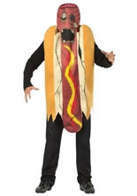 Zombie Hot Dog Costume [4006532]