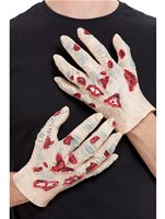 Zombie Latex Hands [52037]