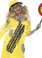 Zombie Lollipop Lady Costume [38689]