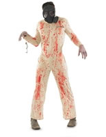Zombie Male Prisoner Costume [FS3504]
