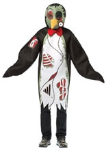 Zombie Penguin Costume