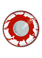 Zombie 1 Day Wear Contact Lenses [23646]
