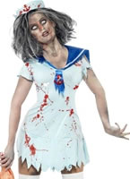 Zombie Sailor Costume