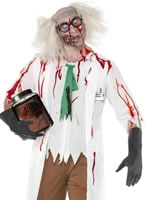 Zombie Science Teacher Costume [38687]