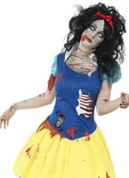 Adult Zombie Snow Fright Costume